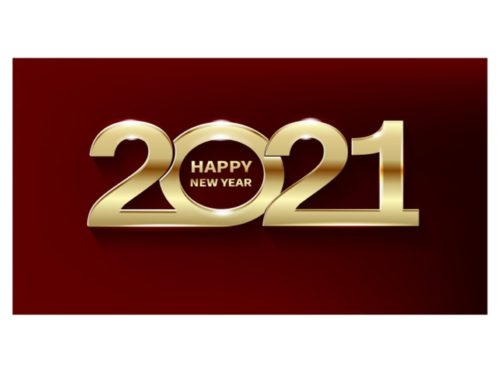 Happy New Year 2021……Kick start the New Year and make a booking!